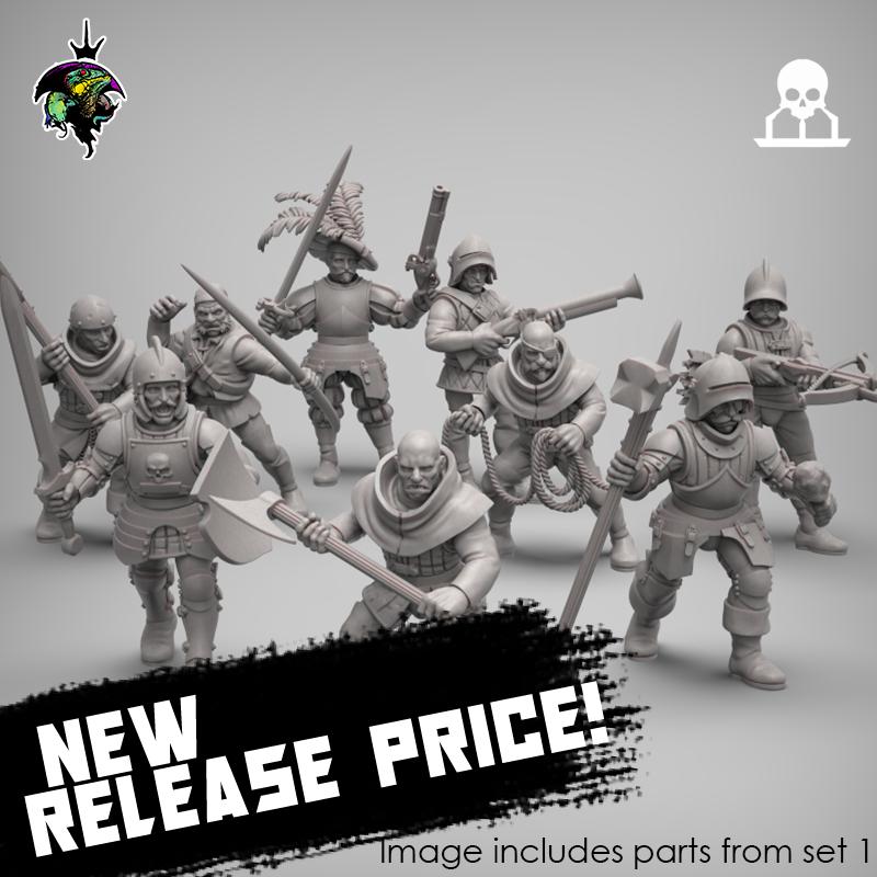 mm set 2 mercs sale price